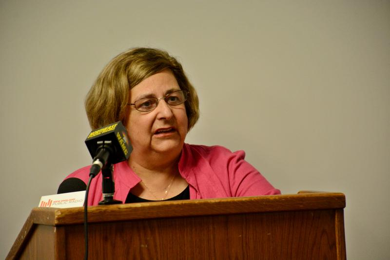 This is a photo of Doreen Hutchinson, Vice President of Operations at Fairview Hospital