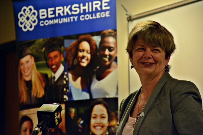 This is a photo of BCC President Ellen Kennedy.