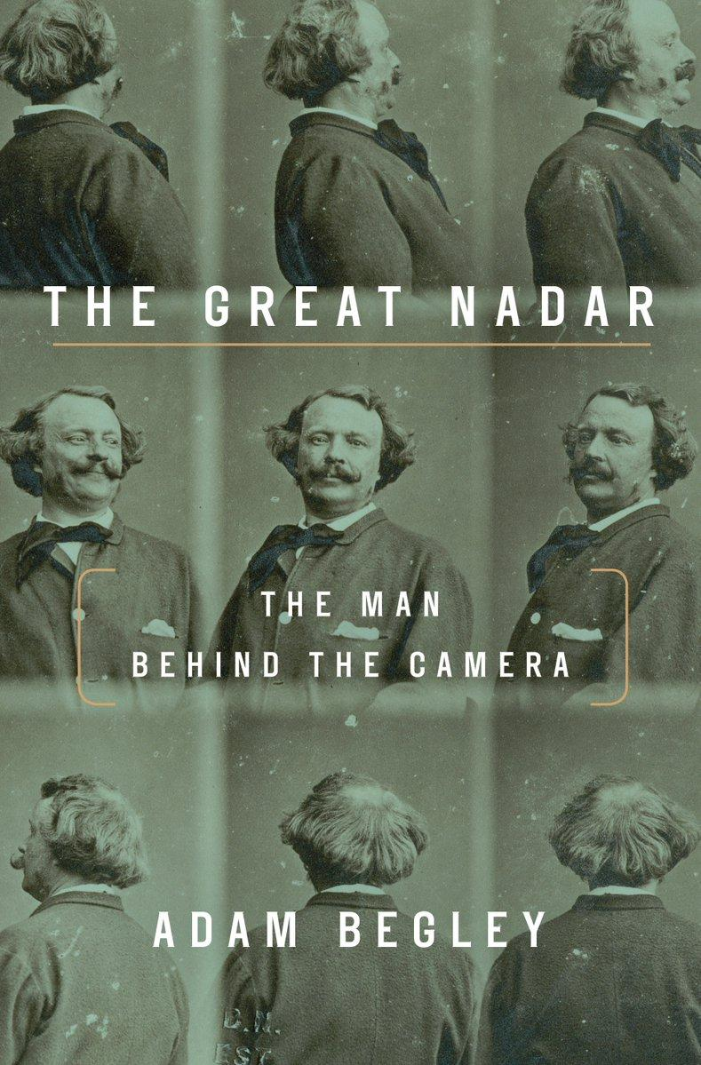 Book Cover - The Great Nadar
