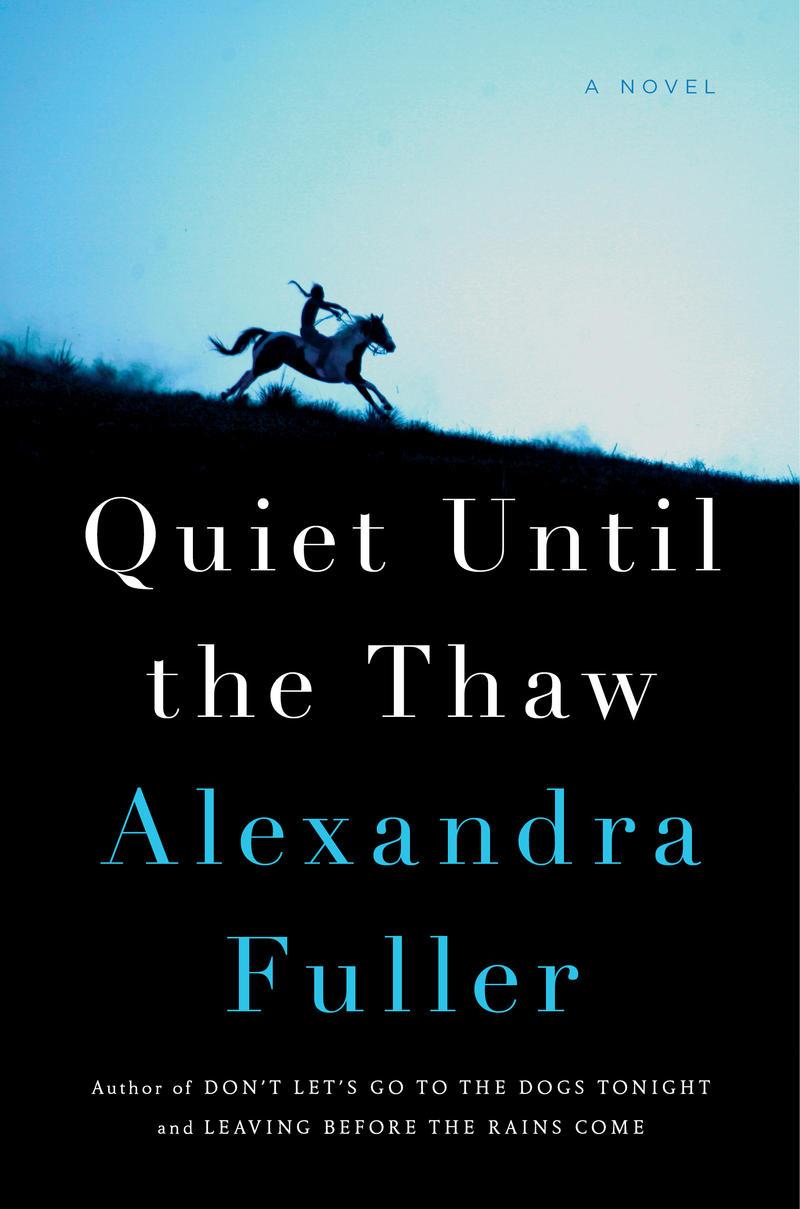 Book Cover - Alexandra Fuller