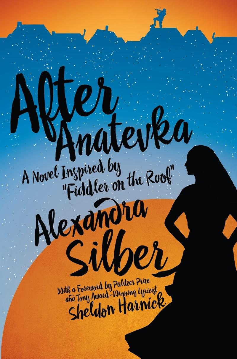 Book Cover - After Anatevka