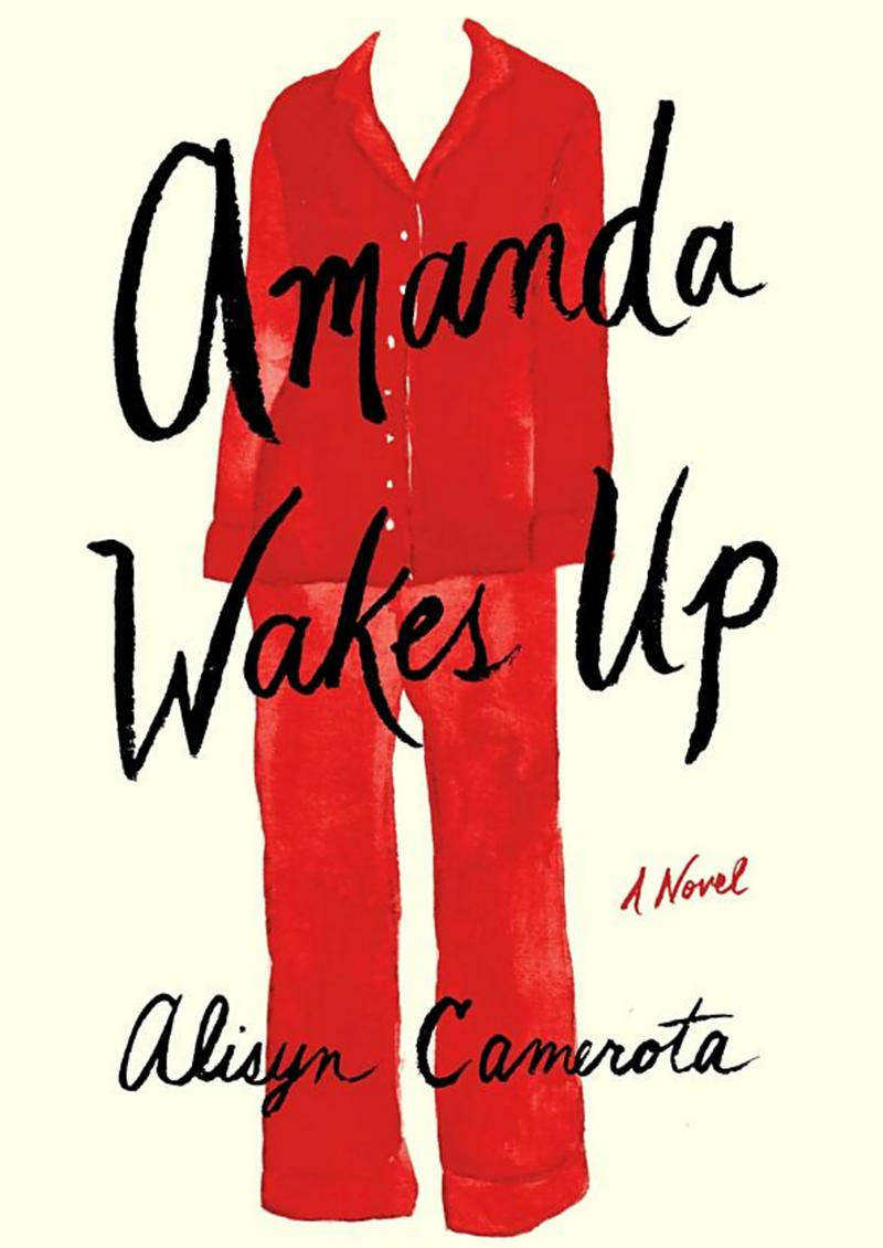 Book Cover - Amanda Wakes Up