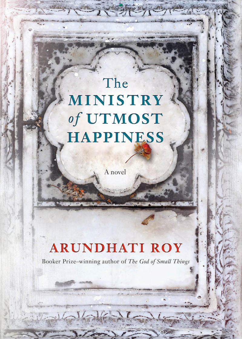 Book Cover - The Ministry of Utmost Happiness