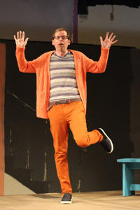 "A scene from ""Buyer & Cellar"""