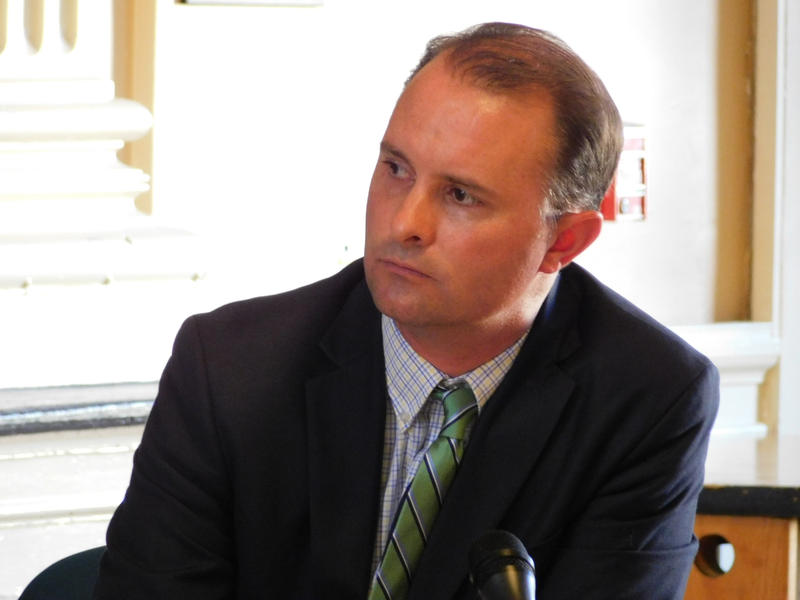 VT Attorney General T.J. Donovan