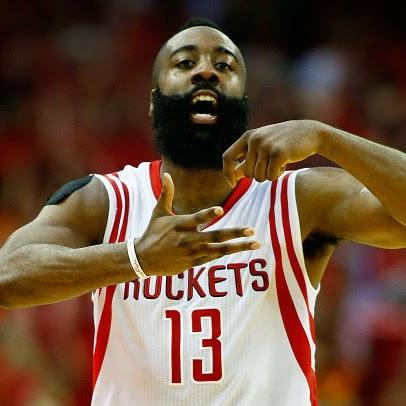 NBA Player James Harden