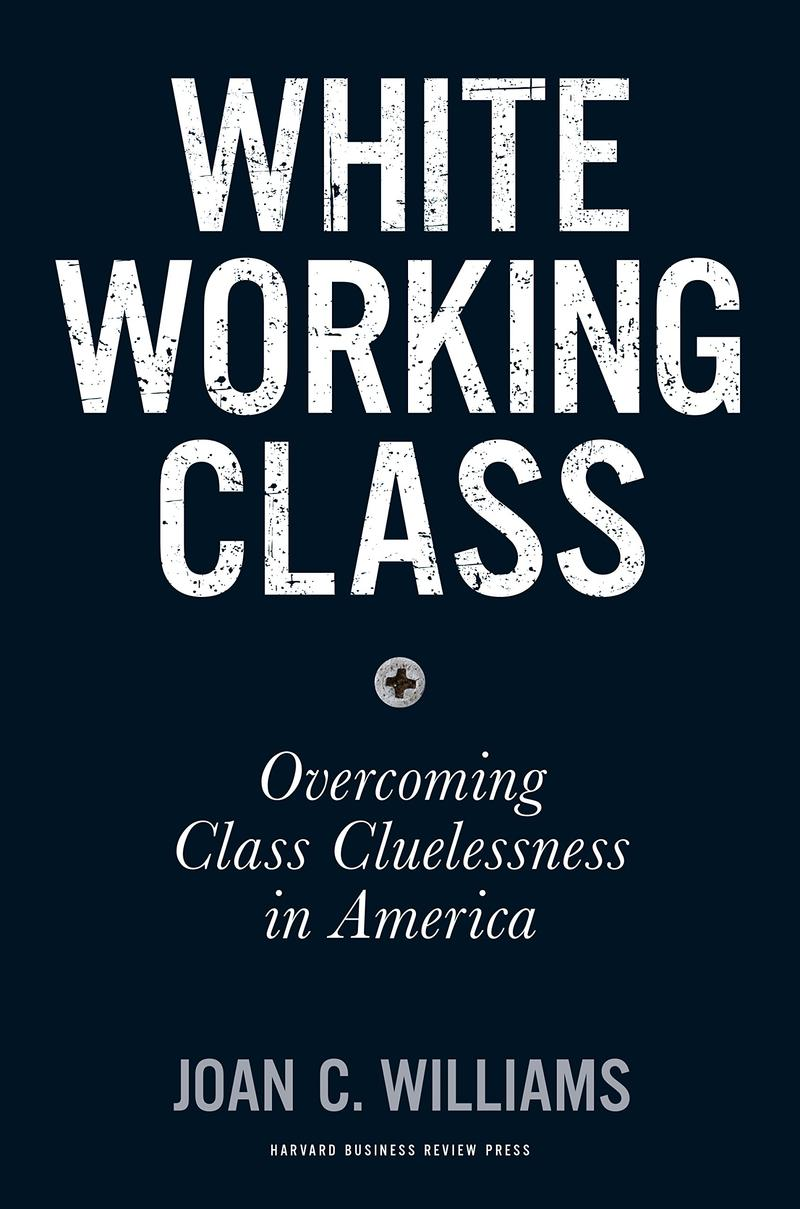Book Cover - White Working Class