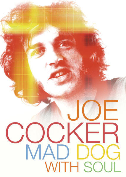 Joe Cocker: Mad Dog With Soul movie poster
