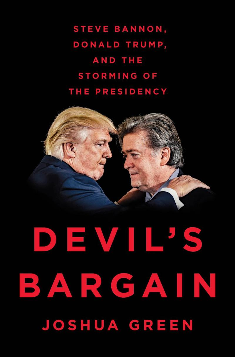 Book Cover - Devil's Bargain
