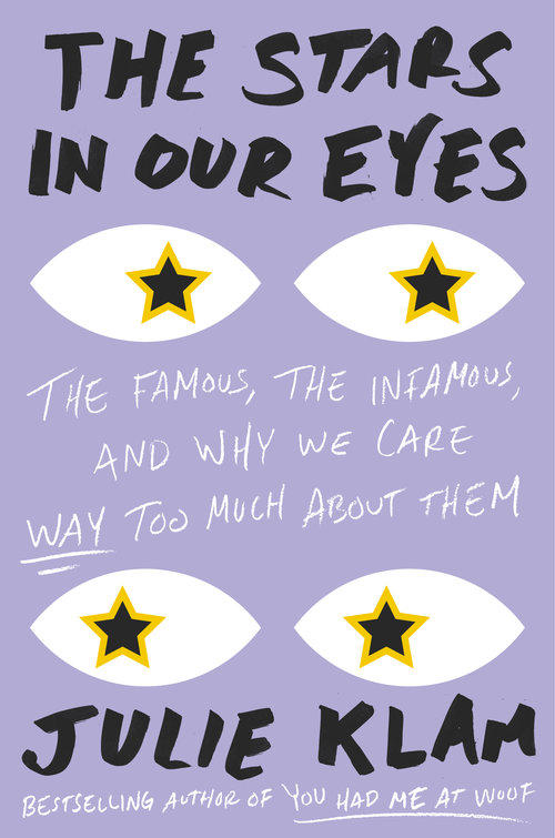 Book Cover - The Stars in our Eyes