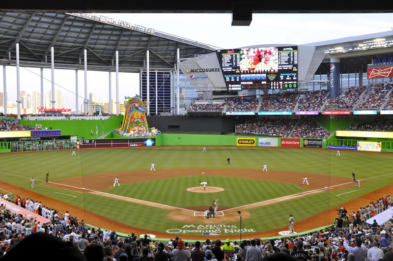 Miami Marlins baseball Park