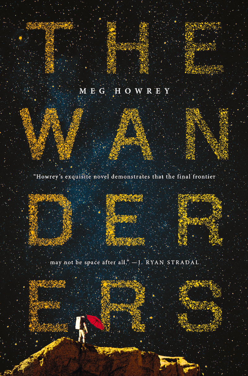 Book Cover - The Wanderers