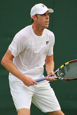 Tennis Player Sam Querrey