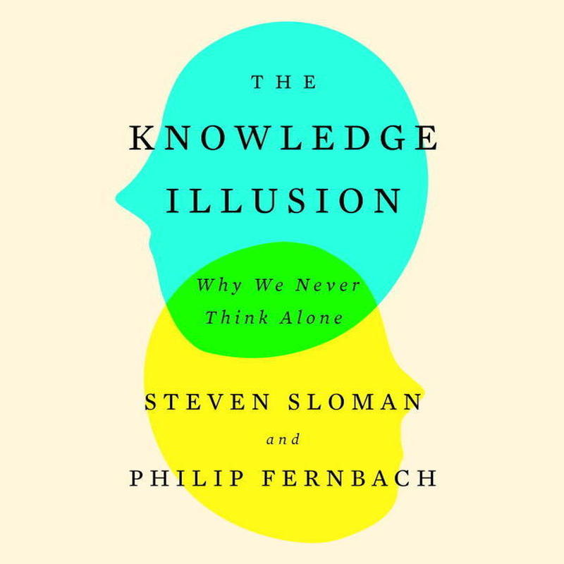 Book Cover - The Knowledge Illusion