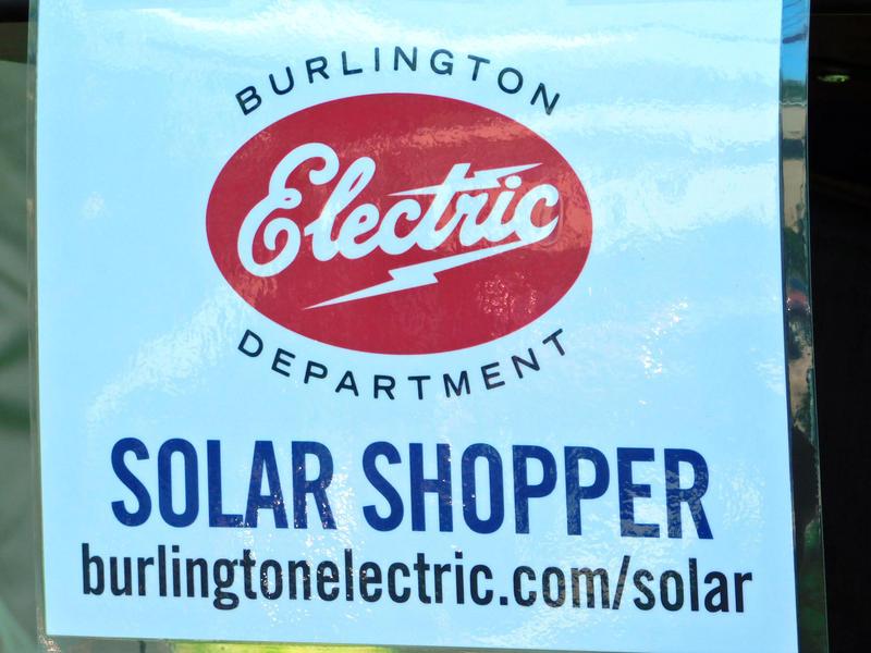 Solar Shopper banner