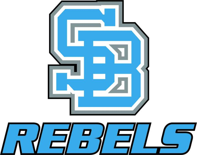South Burlington Rebels logo