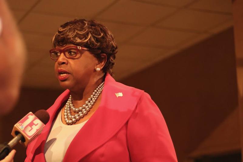 Common Council President Carolyn McLaughlin