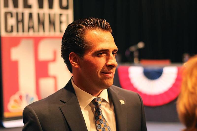 Common Councilor Frank Commisso, Jr.