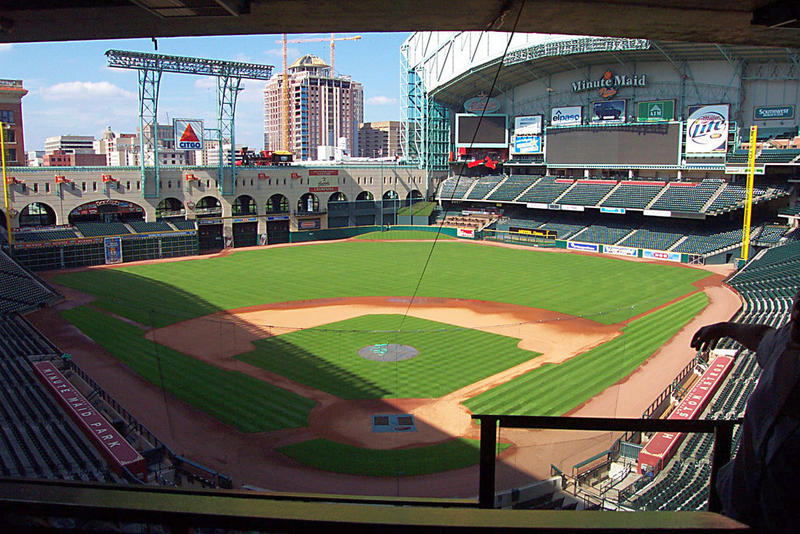 Houston Astros MinuteMaid Park