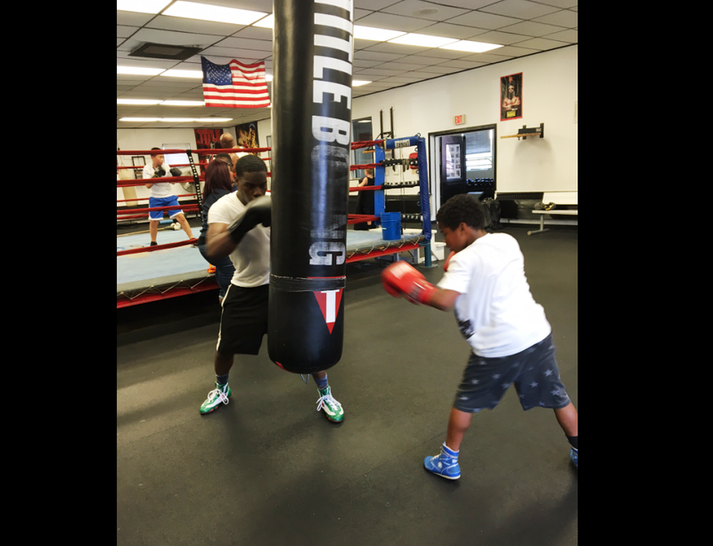 The City of Albany Department of Recreation offers a boxing program that teaches boys and girls ... It also teaches them discipline and increases their strength and flexibility for overall fitness.