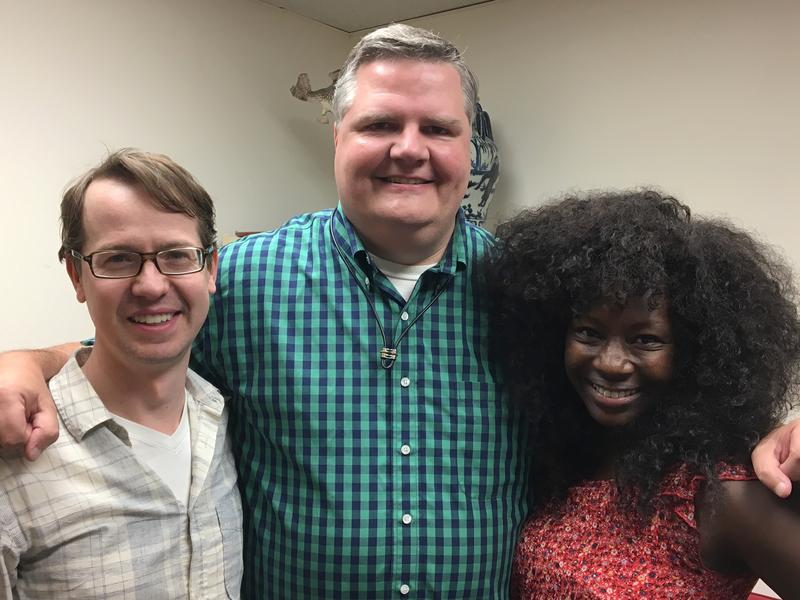 David Turner, Joe Donahue, Vasthy Mompoint