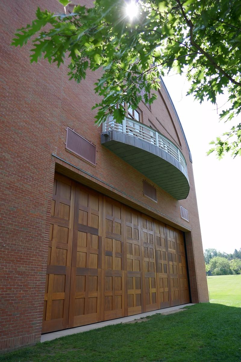 Seiji Ozawa Hall at Tanglewood