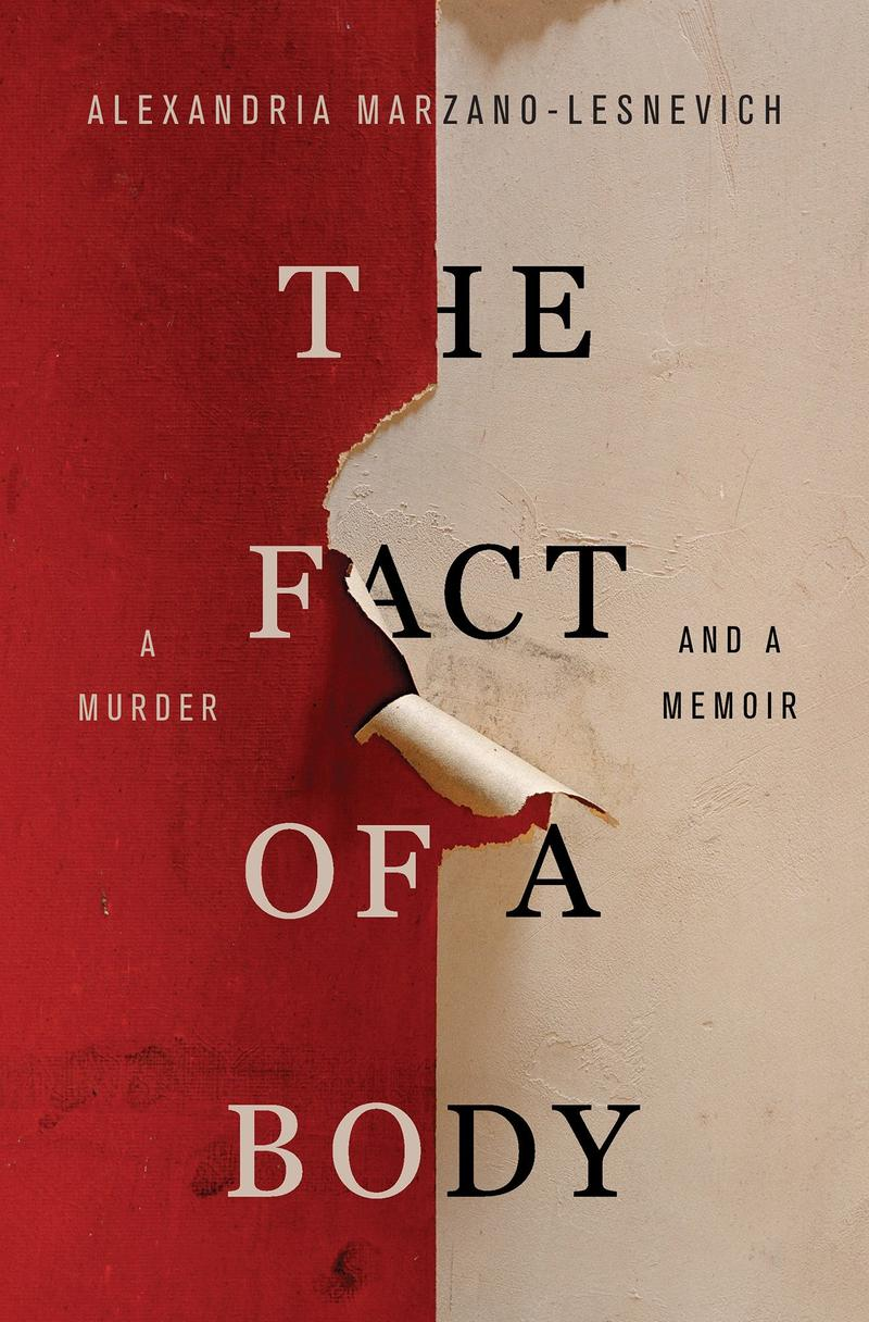 Book Cover - The Fact Of A Body