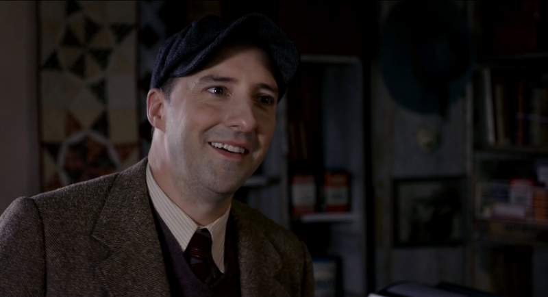 Tony Hale as Clark Hill in Brave New Jersey