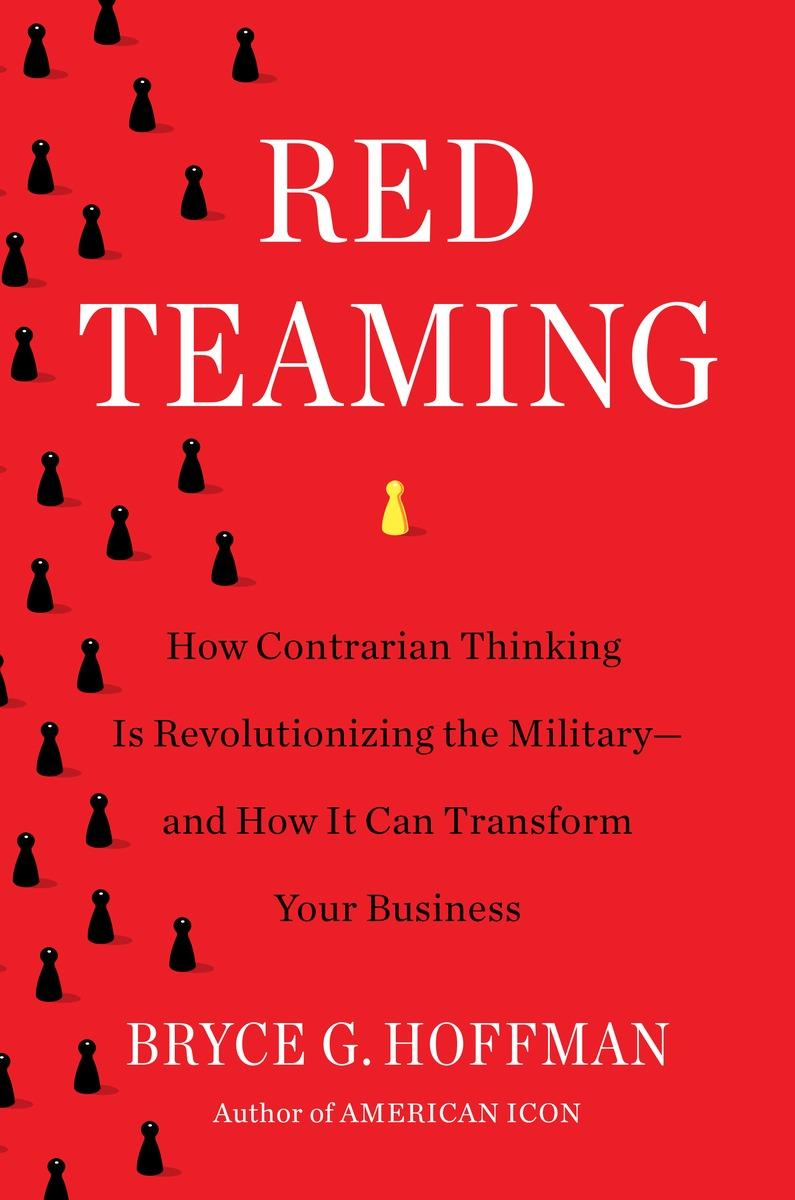 Book Cover - Red Teaming