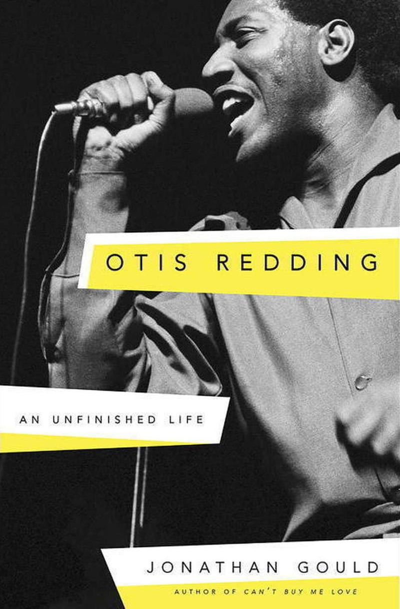 Book Cover - Otis Redding