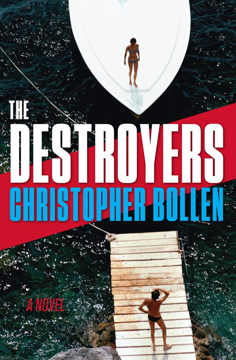 Book Cover - The Destroyers