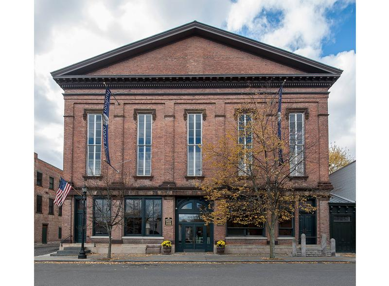 Hudson Hall at the historic Hudson Opera House