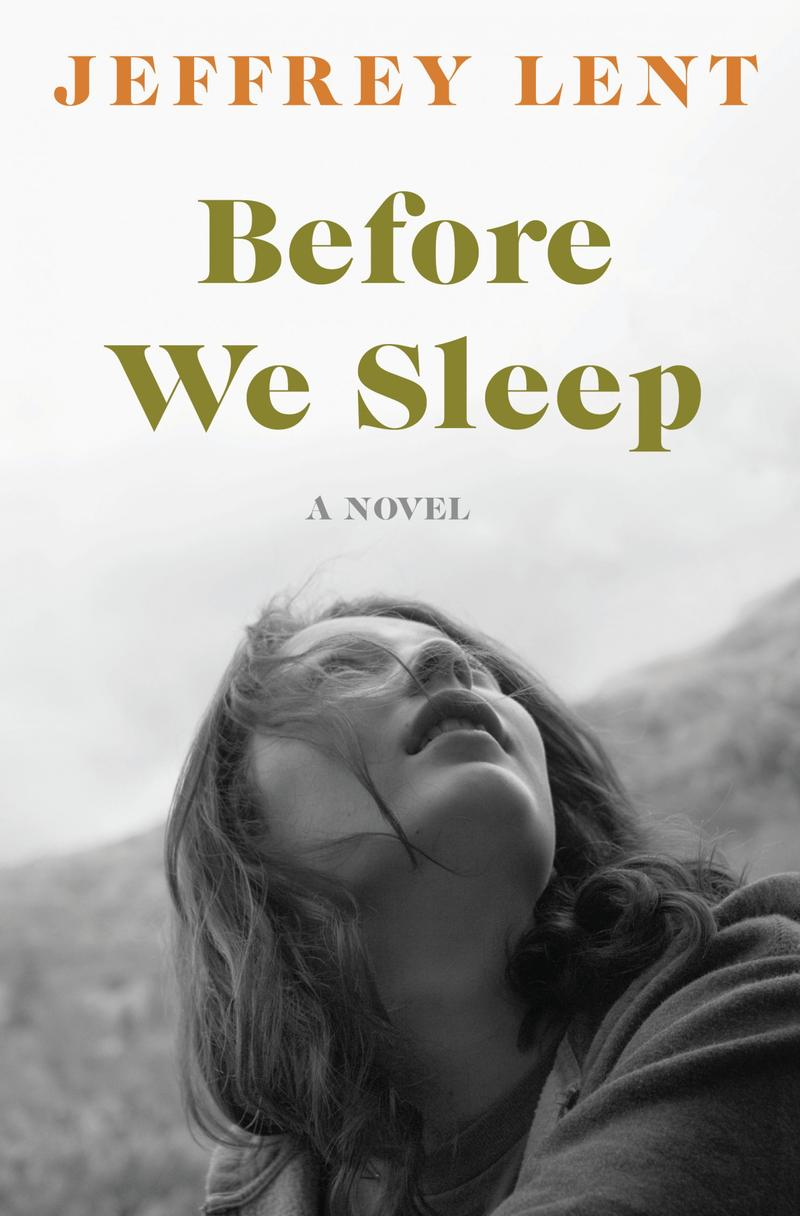Book Cover - Before We Sleep