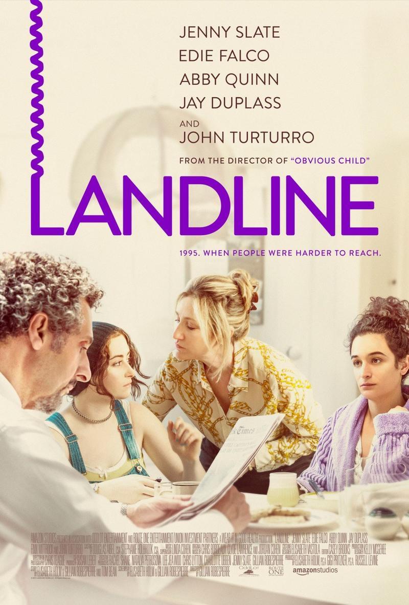 Movie Poster - Landline