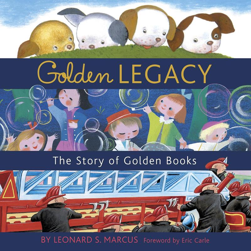 Book Cover - Golden Legacy