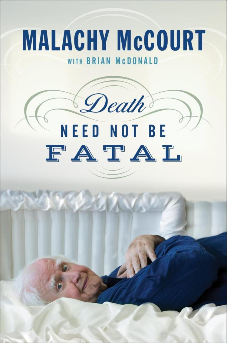 Book Cover - Death Need Not Be Fatal