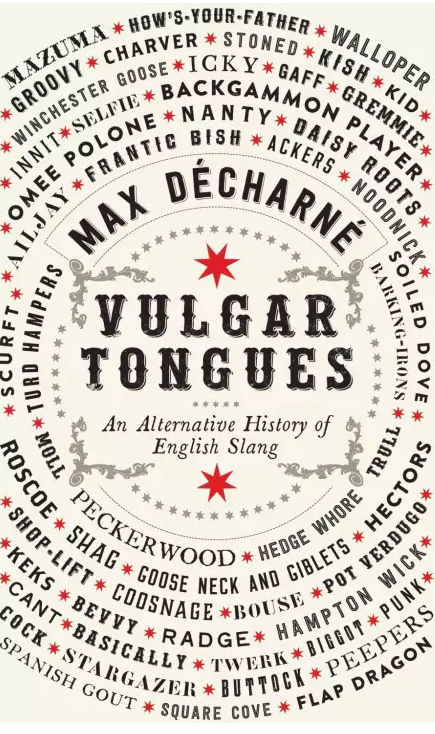 Book Cover - Vulgar Tongues