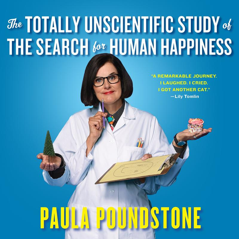 Book Cover - The Totally Unscientific Study of the Search for Human Happiness