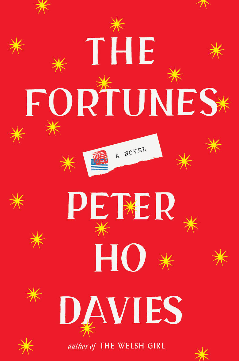 Book Cover - The Fortunes