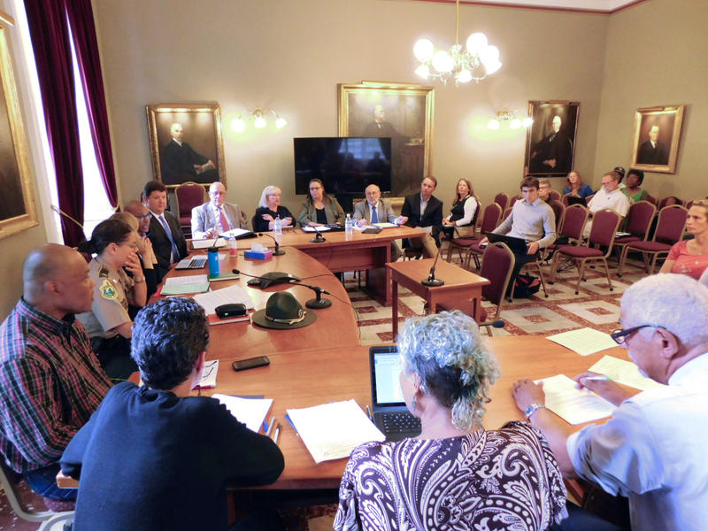 Racial Disparities in the Criminal and Juvenile Justice System Advisory Panel meets for the first time in Montpelier