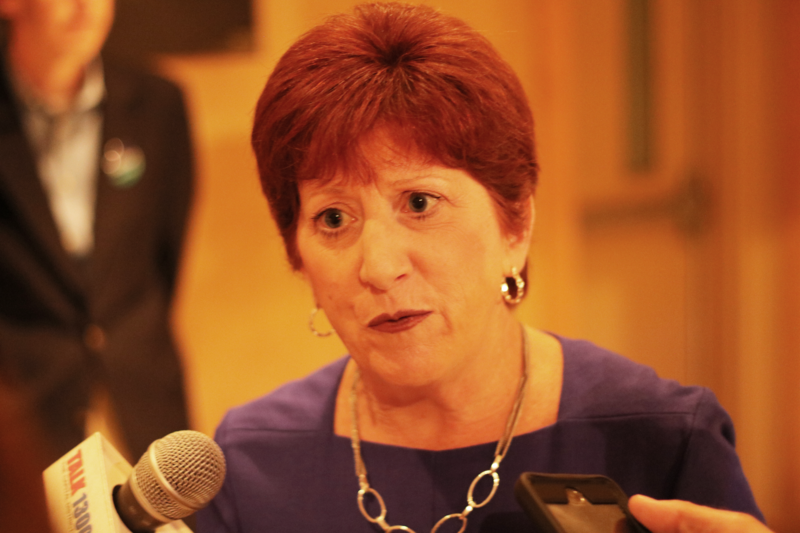 Mayor Kathy Sheehan