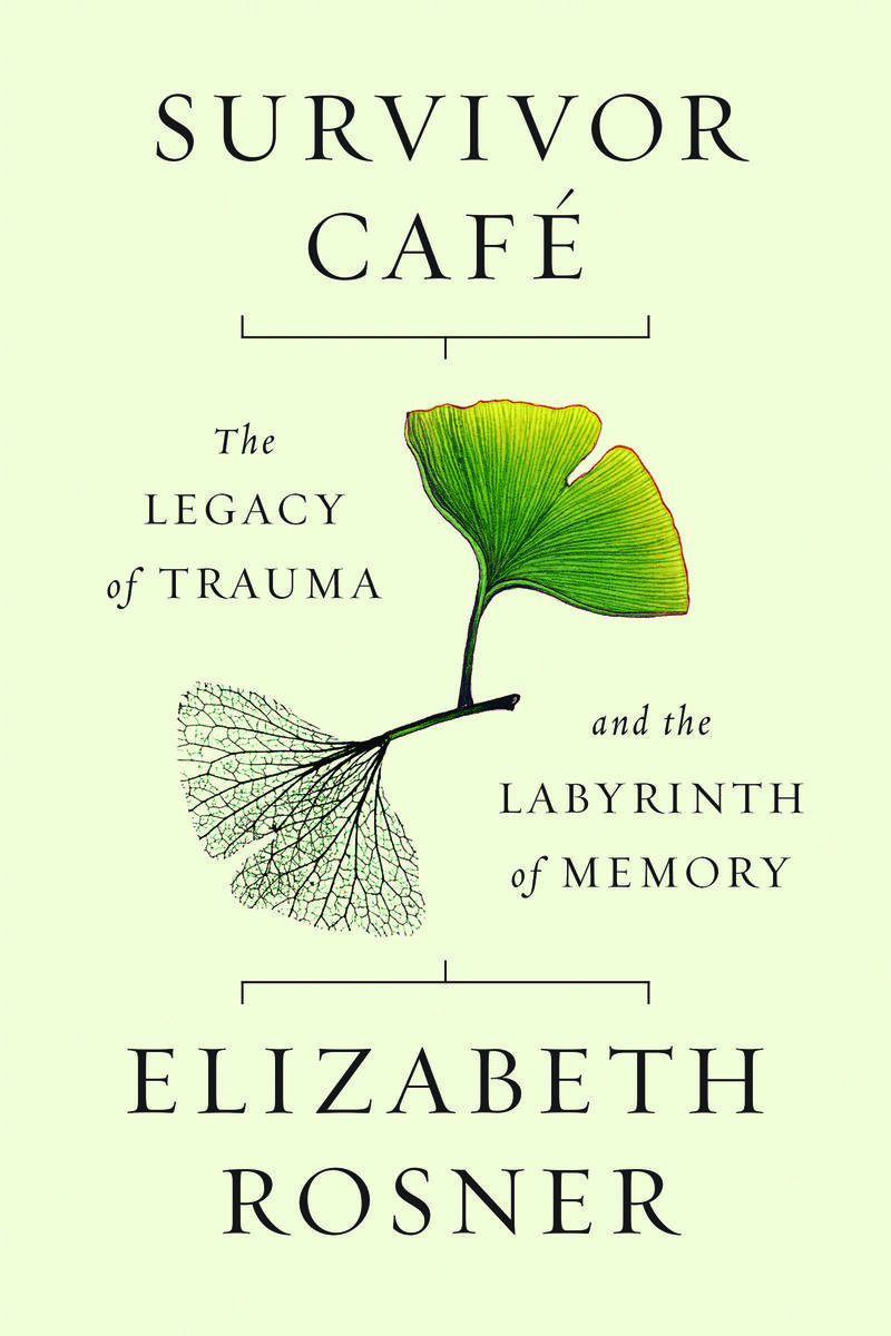Book Cover - Survivor Café