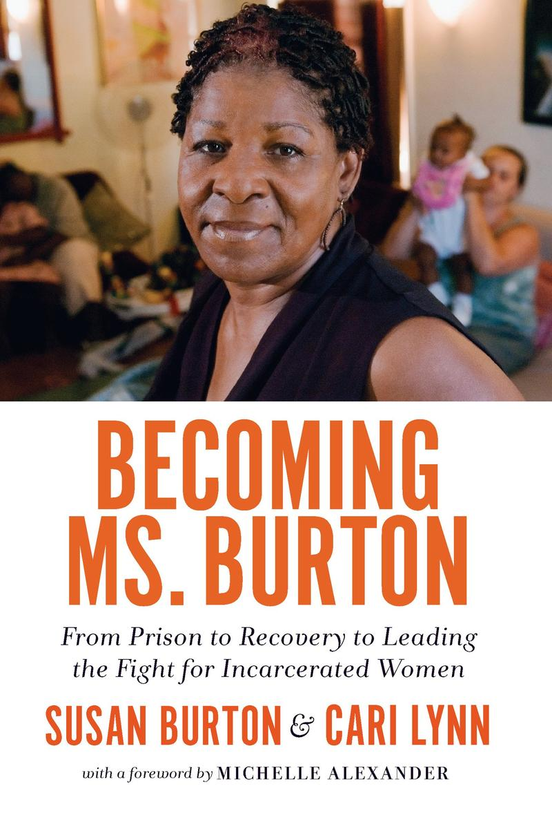 Book Cover - Becoming Ms. Burton