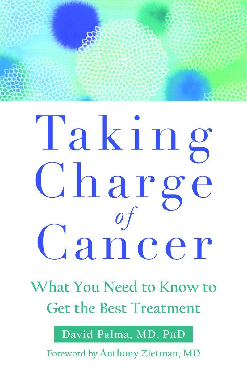 Book Cover - Taking Charge of Cancer