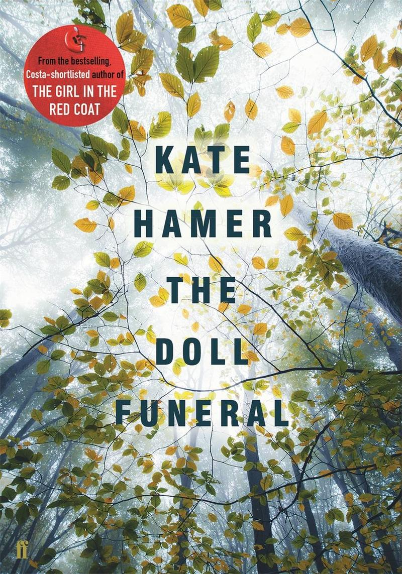 Book Cover - The Doll Funeral