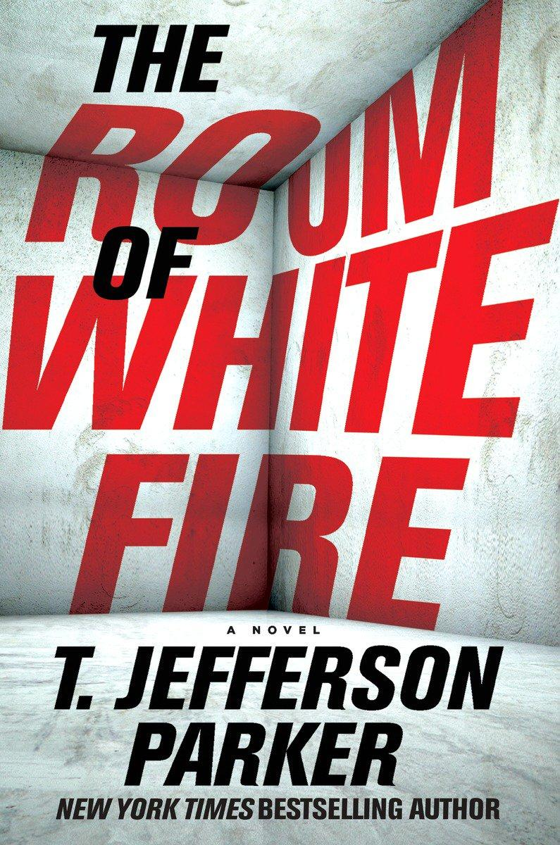 Book Cover - The Room of White Fire