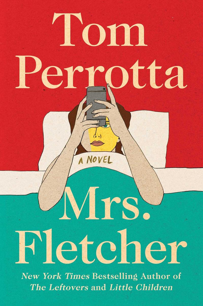 Book Cover - Mrs. Fletcher