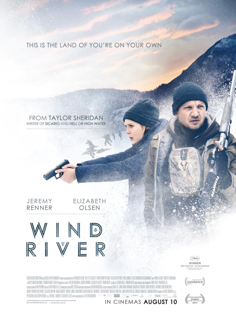 Movie Poster - Wind River