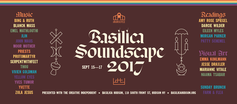 Basilica SoundScape 2017 artwork