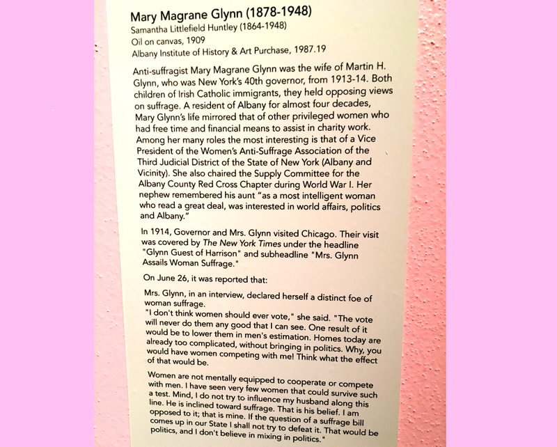 Information about Mary C. Magrane Glynn